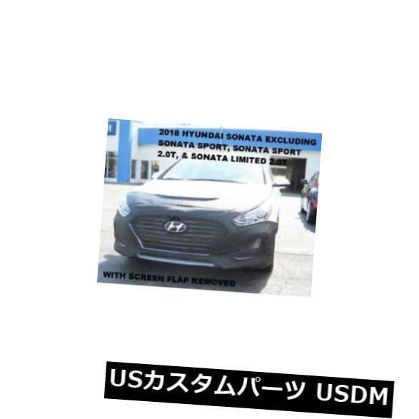 新品 レブラフロントエンドマスクカバーブラジャーはヒュンダイソナタに適合2018-19年 Sport / Limit.2。 0T Lebra Front End Mask Cover Bra Fits Hyundai Sonata 2018-19 Exc. Sport/Limit.2.0T