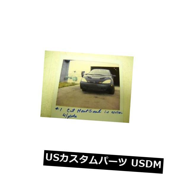 新品 Lebraフロントエンドマスクカバーブラジャーは、フォードフォーカス2000-2004に適合 Lebra Front End Mask Cover Bra Fits FORD FOCUS 2000-2004