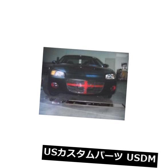 新品 レブラフロントエンドマスクブラジャーダッジストラタス4ドクターセダン2001-2003 Lebra Front End Mask Bra Fits DODGE STRATUS 4 Dr. Sedan 2001-2003