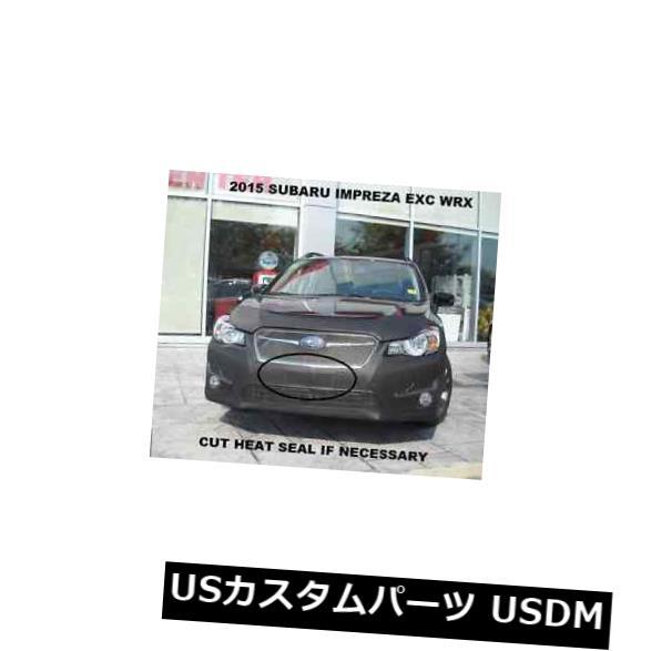 新品 Lebraフロントエンドマスクカバーブラジャー2015-2016スバルインプレッサExc。 WRX Lebra Front End Mask Cover Bra Fits 2015-2016 Subaru Impreza Exc. WRX