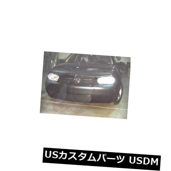 新品 Lebra Front End Mask Bra Fits VW Golf & GTI 1999-2005 W/O Park Lights in Bumper
