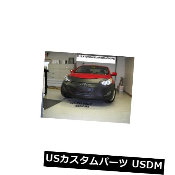 新品 レブラフロントエンドマスクカバーブラジャーフィット2014年14ヒュンダイエラントラクーペ Lebra Front End Mask Cover Bra Fits 2014 14 Hyundai Elantra Coupe