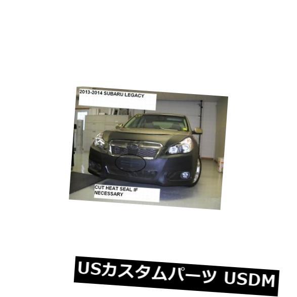 新品 レブラフロントエンドマスクカバーブラフィットスバルレガシィ2013年-2014年13 14 Lebra Front End Mask Cover Bra Fits Subaru Legacy 2013-2014 13 14