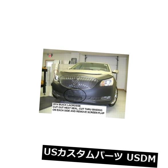 新品 レブラフロントエンドマスクカバーブラジャーは2014 2015 14 15ビュイックラクロスに適合 Lebra Front End Mask Cover Bra Fits 2014 2015 14 15 Buick Lacross