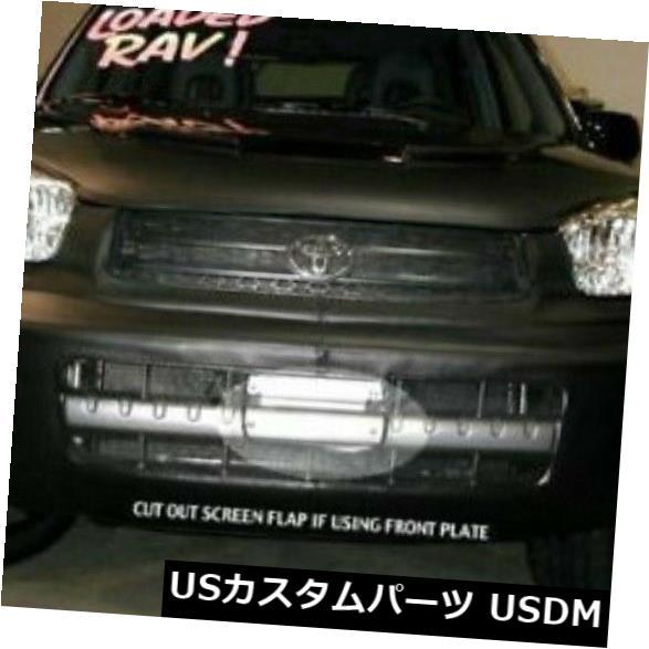 車用品 バイク用品 春の新作続々 >> パーツ 外装 エアロパーツ その他 新品 2001 2002 2003トヨタRAV4 RAV 4 毎日がバーゲンセール 2003 Front 55825-01のフロントエンドマスクカバーブラジャー RAV4 LeBra Mask Cover for Toyota End Bra 55825-01
