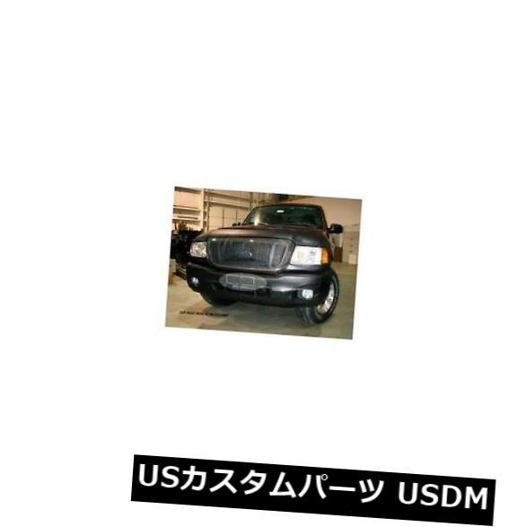 新品 レブラフロントエンドマスクブラジャーはフォグランプでフォードレンジャー2004 2005に適合 Lebra Front End Mask Bra Fits Ford Ranger 2004 2005 with fog lights