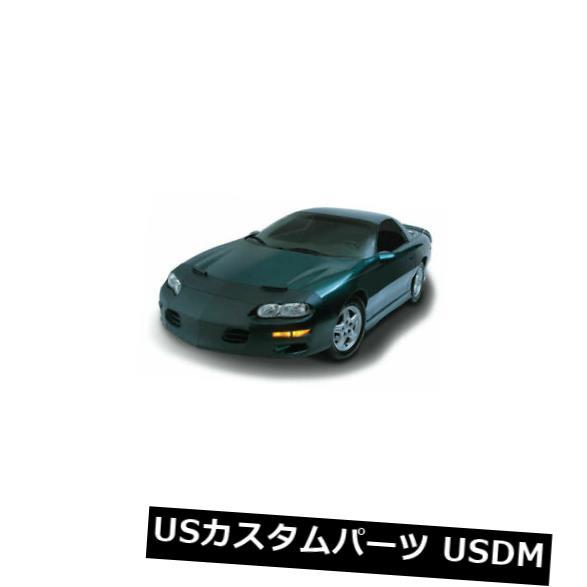 新品 ブラ:2006 Chevy Impala; フロントマスクは、車両の前面を損傷から保護します。 ブラック Bra: 2006 Chevy Impala; Front Mask protects front of vehicle from damage; Black