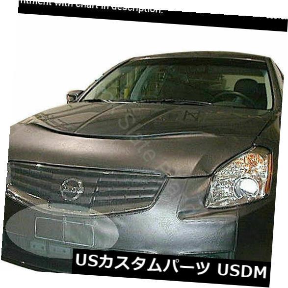 車用品 バイク用品 >> 激安 パーツ 外装 エアロパーツ その他 新品 フロントエンドカバーマスクブラジャーは2007-2008日産マキシマレブラ551102-01に適合 本物 Front Nissan LeBra Bra Maxima 551102-01 Mask 2007-2008 End Cover fits