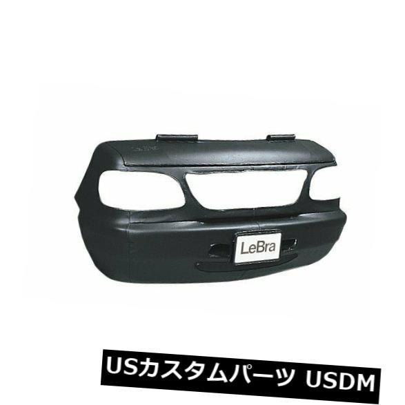 新品 LeBraフロントエンドカバーシボレートラッカー-ビニールブラック LeBra Front End Cover Chevrolet Tracker - Vinyl Black