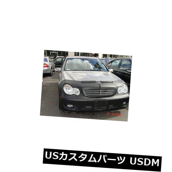 新品 コルガンフロントエンドマスクブラ2個。 メルセデス・ベンツC230 2006-2007 W / O Lice.Plateに適合 Colgan Front End Mask Bra 2pc. Fits Mercedes-Benz C230 2006-2007 W/O Lice.Plate