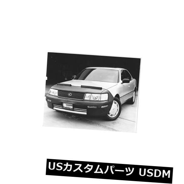 新品 コルガンフロントエンドマスクブラ2個。 レクサスLS400 1990-1994 W /フロントプレートに適合 Colgan Front End Mask Bra 2pc. Fits Lexus LS400 1990-1994 W/Front Plate