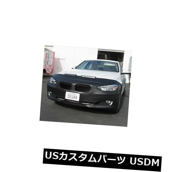 新品 コルガンフロントエンドマスクブラ2個。 BMW 320i 2012-2015セダンW /ライセンスプレートに適合 Colgan Front End Mask Bra 2pc. Fits BMW 320i 2012-2015 Sedan W/License Plate