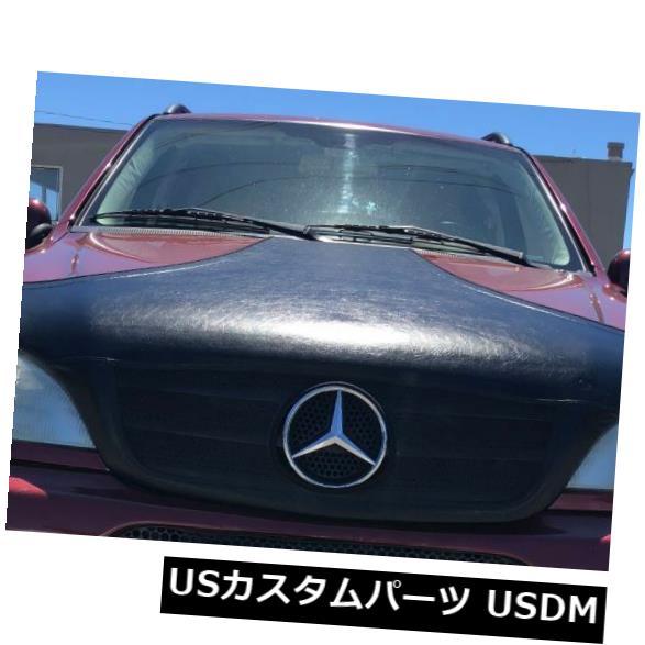 新品 コルガンTスタイルフードブラマスクはメルセデスベンツ1998-2003 ML320に適合 Colgan T-Style Hood Bra Mask Fits Mercedes Benz 1998-2003 ML320
