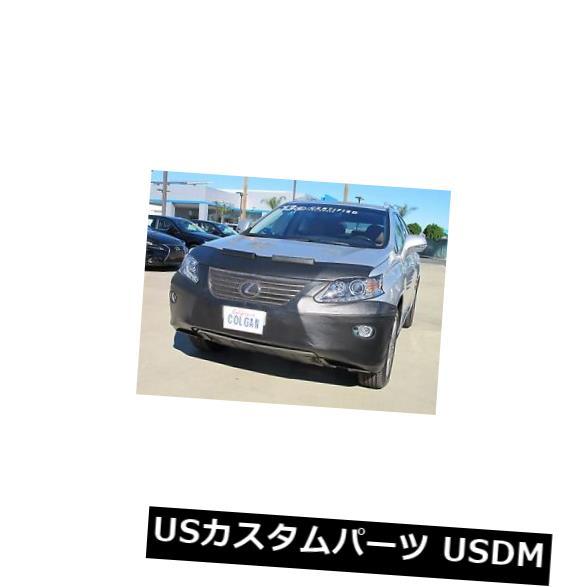 新品 Colgan Front End Mask Bra 2pc. Fits 2013-2015 Lexus RX350 & RX450H W/Lic.Plate