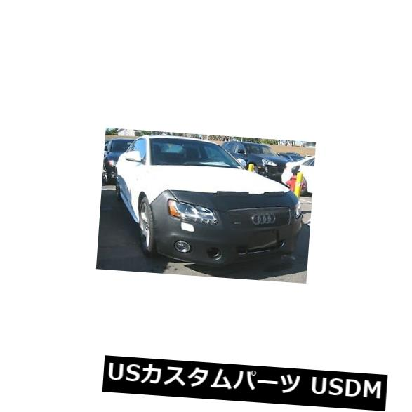 新品 コルガンフロントエンドマスクブラ2個。 Audi A5 08-12 Quattro 2dr w / License Plateに適合 Colgan Front End Mask Bra 2pc. Fits Audi A5 08-12 Quattro 2dr w/License Plate