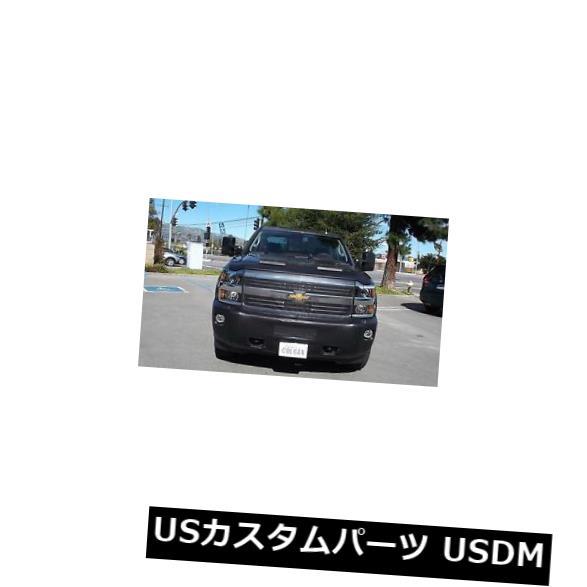 新品 コルガンフロントエンドマスクブラ2個フィットシルバラード2500 3500 HD 4x4 2015-2019 W / Licen Colgan Front End Mask Bra 2pc.Fits Silverado 2500 3500 HD 4x4 2015-2019 W/Licen