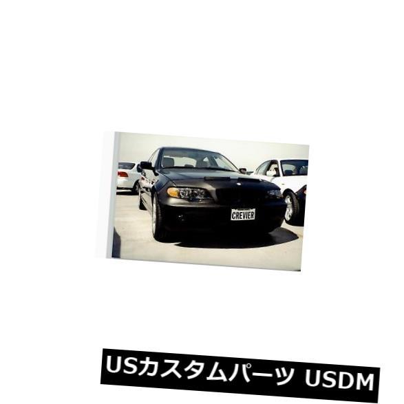 新品 Colgan Front End Mask Bra 2pc. Fits BMW 330i & 330xi 2002-2005 W/O LicensePlate