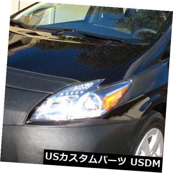新品 コルガンフロントエンドマスクブラ2個。 トヨタプリウス2010-11 W / Oナンバープレートに適合 Colgan Front End Mask Bra 2pc. Fits Toyota Prius 2010-11 W/O License Plate