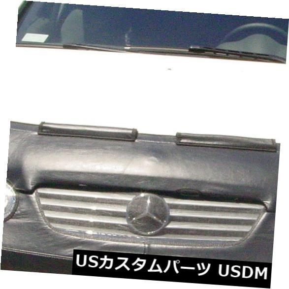 新品 コルガンフロントエンドマスクブラ2個。 Mercedes-Benz C230 Coupe 02-2004 W / Lic.plateに適合 Colgan Front End Mask Bra 2pc. Fits Mercedes-Benz C230 Coupe 02-2004 W/Lic.plate