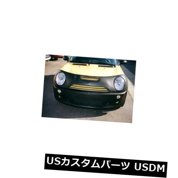 新品 コルガンフロントエンドマスクブラ2個。 Mini Cooper S Convertに適合。 2005-2008 W / Lic.Plate Colgan Front End Mask Bra 2pc. Fits Mini Cooper S Convert. 2005-2008 W/Lic.Plate
