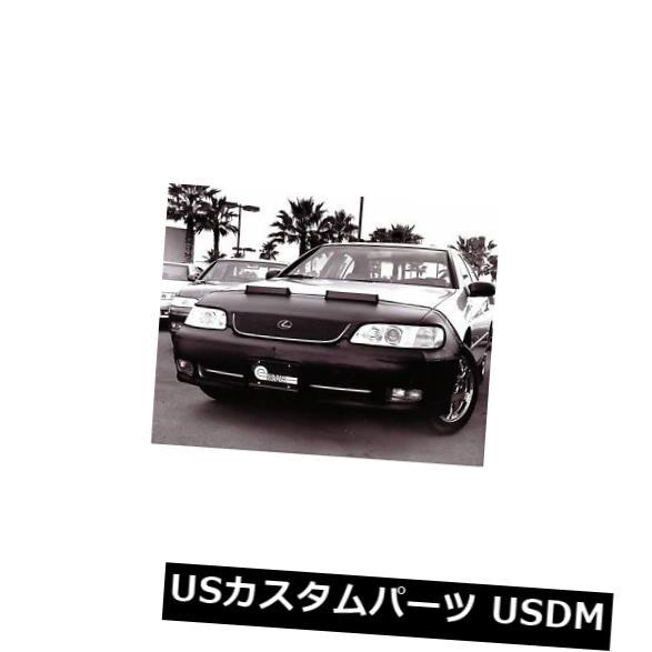 新品 コルガンフロントエンドマスクブラ2個。 Lexus GS300 1993-1997 W / Lic.Plateに適合 Colgan Front End Mask Bra 2pc. Fits Lexus GS300 1993-1997 W/Lic.Plate
