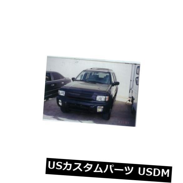 新品 コルガンフロントエンドマスクブラ2個。 Infiniti QX4 SUV 1997-2000にフロントタグでフィット Colgan Front End Mask Bra 2pc. Fits Infiniti QX4 SUV 1997-2000 With Front Tag