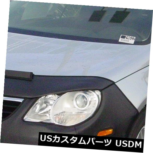 新品 Colgan Front End Mask Bra 2pc.Fits VW EOS 2007-2011 W/License Plate & Fogs