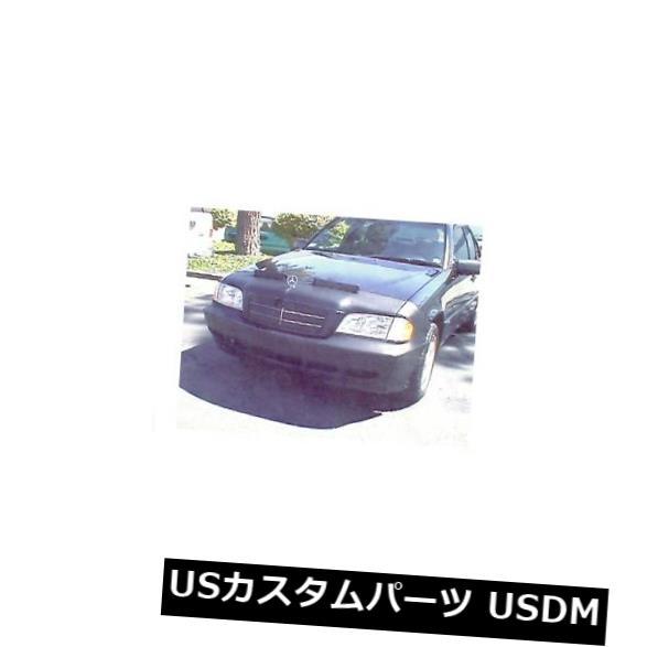 新品 コルガンフロントエンドマスクブラ2個。 メルセデスベンツC280 1998-2000ライセンスプラに適合。 Colgan Front End Mask Bra 2pc. Fits Mercedes Benz C280 1998-2000 W/License Pla.