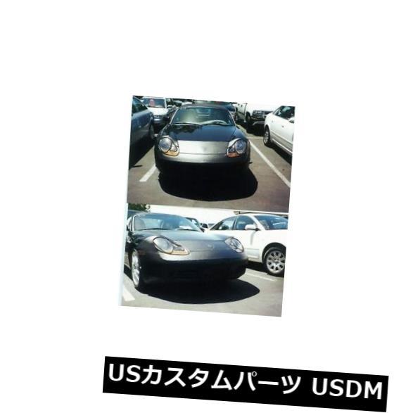 新品 コルガンフロントエンドマスクブラ2個。 ポルシェボクスターS 2000-02 W / Lic.Plateに適合 Colgan Front End Mask Bra 2pc. Fits Porsche Boxster S 2000-02 W/Lic.Plate