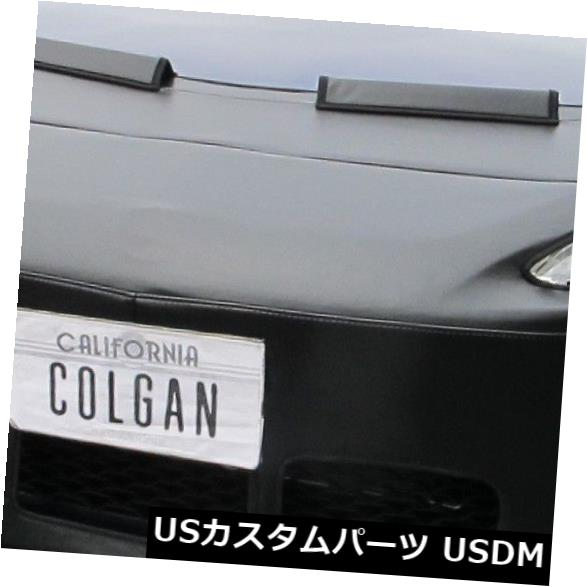 新品 コルガンフロントエンドマスクブラ2個。 2013-2015 Scion FR-S Coupe W /ライセンスプレートに適合 Colgan Front End Mask Bra 2pc. Fits 2013-2015 Scion FR-S Coupe W/License Plate