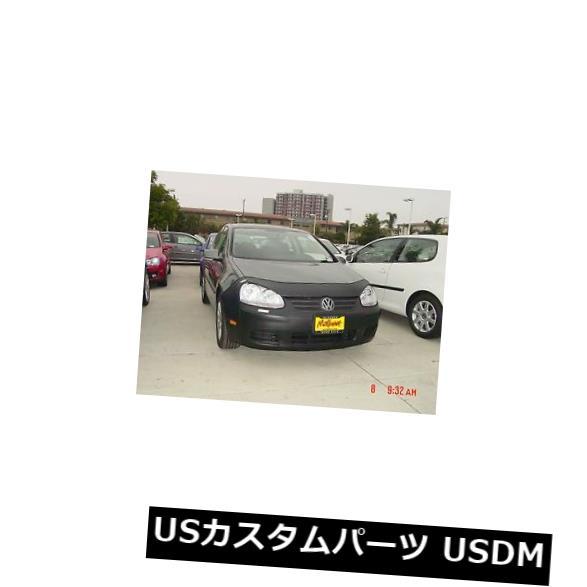 新品 コルガンフロントエンドマスクブラ2個。 VW Rabbit 2007 2008 2009 W /ライセンスプレートに適合 Colgan Front End Mask Bra 2pc. Fits VW Rabbit 2007 2008 2009 W/License Plate
