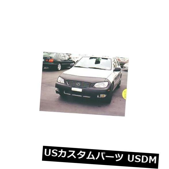 新品 コルガンフロントエンドマスクブラ2個。 Lexus IS300 2001-2005 W / Oライセンスプレートに適合 Colgan Front End Mask Bra 2pc. Fits Lexus IS300 2001-2005 W/O License Plate