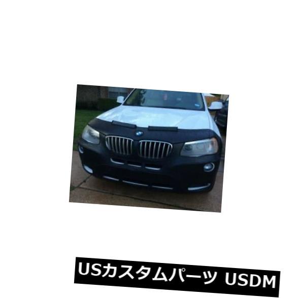 新品 コルガンフロントエンドマスクブラ2個。 BMW X3 2011-2014 W / O Frtに適合 プレート、W / Oセンサー。 Colgan Front End Mask Bra 2pc. Fits BMW X3 2011-2014 W/O Frt. Plate. W/O Senser.
