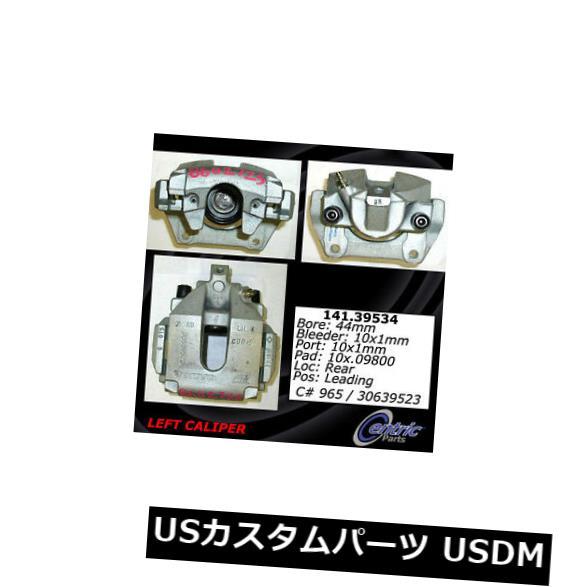 ブレーキキャリパー セントリックパーツ141.39534後部左ハードウェア付きリビルドブレーキキャリパー Centric Parts 141.39534 Rear Left Rebuilt Brake Caliper With Hardware