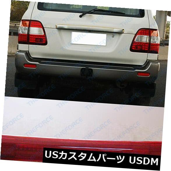 ハイマウントテール ランドクルーザー/レクサスLX470 98-07 YL1 / 113に適合したハイマウントサードブレーキテールランプ High Mount Third Brake Tail Lamp Fit For Land Cruiser/Lexus LX470 98-07 YL1/113
