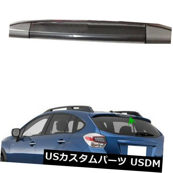 ハイマウントテール スバルXV Crosstrek / Outb ack High Mount 3rd Third Brake Tail Light Lamp用 For Subaru XV Crosstrek/Outback High Mount 3rd Third Brake Tail Light Lamp