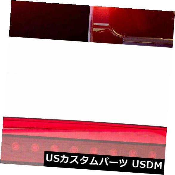 ハイマウントテール リンカーンナビゲーター2003-2016新しい3RDブレーキテールライト停止貨物ランプLED赤 For Lincoln Navigator 2003-2016 New 3RD Brake Tail Light Stop Cargo Lamp LED Red