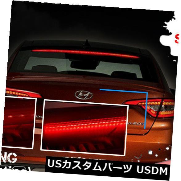 ハイマウントテール 36インチ7500KルーフラインLEDリアフロントガラス上の3番目の高ブレーキテールライトキット 36 inch 7500K Roofline LED Third High Brake Tail Light Kit Above Rear Windshield
