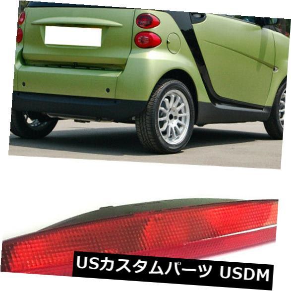 ハイマウントテール Smart W451 Fortwo Coupe 07-15 High Mount 3rd Third Brake Tail Light 1PCm用 For Smart W451 Fortwo Coupe 07-15 High Mount 3rd Third Brake Tail Light 1PCm