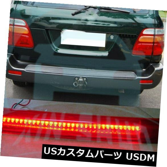 ハイマウントテール トヨタランドクルーザーレクサスLX470 98-07 N用高台紙第3ブレーキテールライトランプ High Mount 3rd Brake Tail Light Lamp For Toyota Land Cruiser Lexus LX470 98-07 N