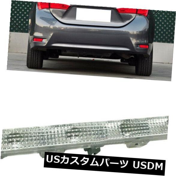 ハイマウントテール トヨタカローラ/カムリハイマウントサードブレーキテールライトランプ用(電球なし)OEM For Toyota Corolla/Camry High Mount Third Brake Tail Light Lamp(no bulb)OEM