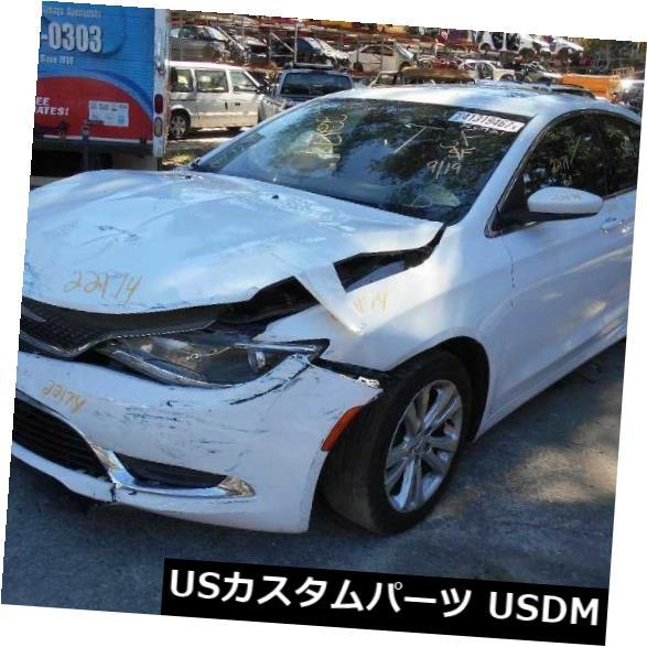 ハイマウントテール 2015クライスラー200ハイマウント第3ブレーキテールライト?533345 2015 Chrysler 200 High Mounted 3rd Third Brake Tail Light ~ 533345