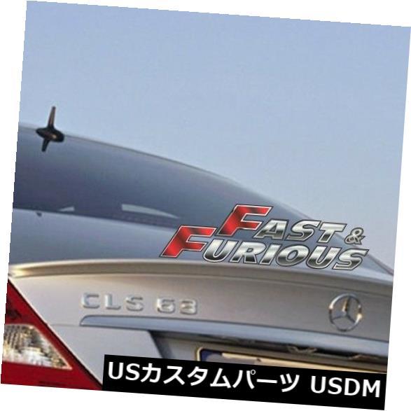 エアロ 2005-2010 W219 CLS-CLASSリアトランクウイングスポイラーCLS350 CLS500 CLS550に適合 Fit for 2005-2010 W219 CLS-CLASS REAR TRUNK WING SPOILER CLS350 CLS500 CLS550