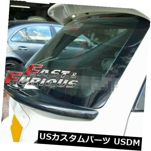 エアロ カーボン1998-2003 RX300ハリアーJDMリアウィングミドルハッチスポイラーに適合 Fit for CARBON FIBER 1998-2003 RX300 HARRIER JDM REAR WING MIDDLE HATCH SPOILER