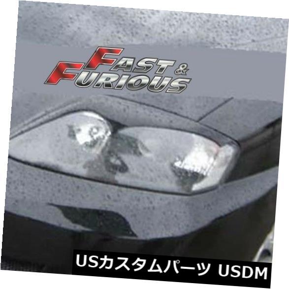 エアロ 03-05ヒュンダイチブロンクーペヘッドライトアイブロウアイリッドアイリッド FOR 03-05 Hyundai TIBURON COUPE HEADLIGHTS EYEBROWS EYELIDS EYELID