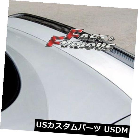 エアロ CARBON FIBER 2000-2006 TT 8N 1.8T Sport Rear Wing Trunk Spoilerに適合 Fit for CARBON FIBER 2000-2006 TT 8N 1.8T Sport Rear Wing Trunk Spoiler