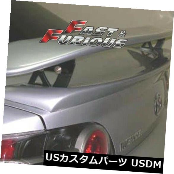 エアロ 2004-2010 RX8 Mspeed JDM GTリアウィングトランクスポイラーに適合 Fit for 2004-2010 RX8 Mspeed JDM GT Rear Wing Trunk Spoiler