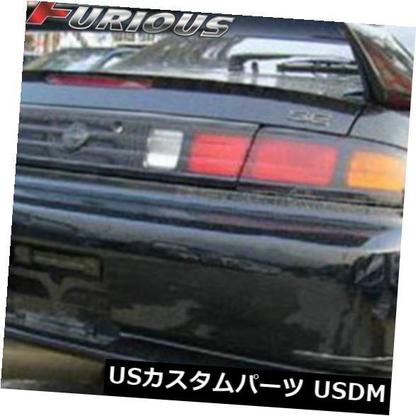 エアロ S14 Koukiリアウィングトランクスポイラー95-98 S14 200SX 240SXシルビアGTクーペ用 FOR S14 Kouki Rear Wing Trunk Spoiler for 95-98 S14 200SX 240SX Silvia GT Coupe