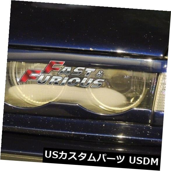 エアロ 1992-1998 E36 318is 320is 323isに適合クーペヘッドライトEYELIDS EYEBROWS Fit for 1992-1998 E36 318is 320is 323is COUPE HEADLIGHTS EYELIDS EYEBROWS