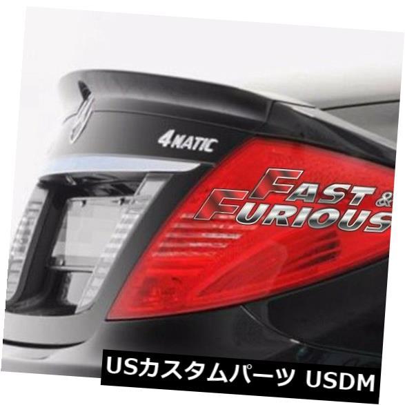 エアロ 2007-2013 W216 CL-CLASS CL 3-PCSリアウィングトランクスポイラーCL600 CL65 AMGに適合 Fit for 2007-2013 W216 CL-CLASS CL 3-PCS REAR WING TRUNK SPOILER CL600 CL65 AMG